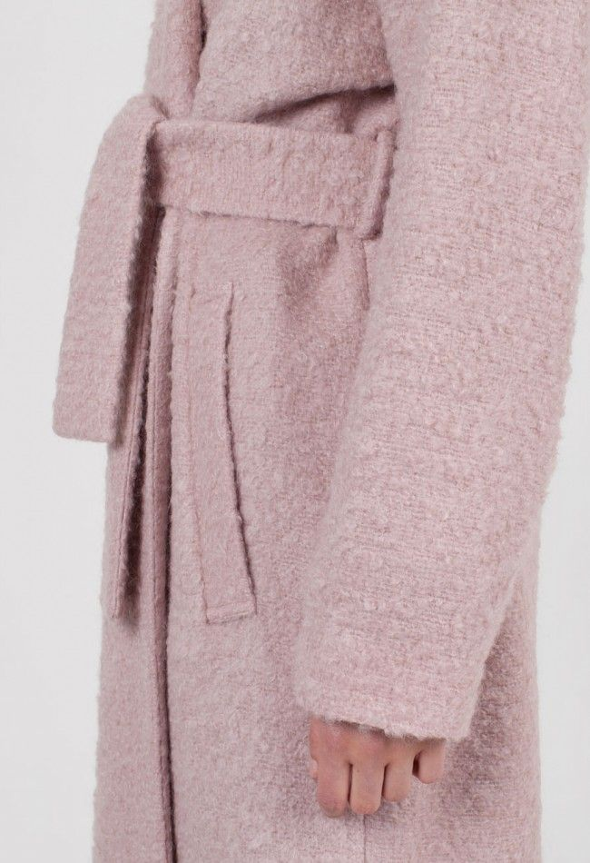 MSGM Matina Coat Powder Pink – Voo Store