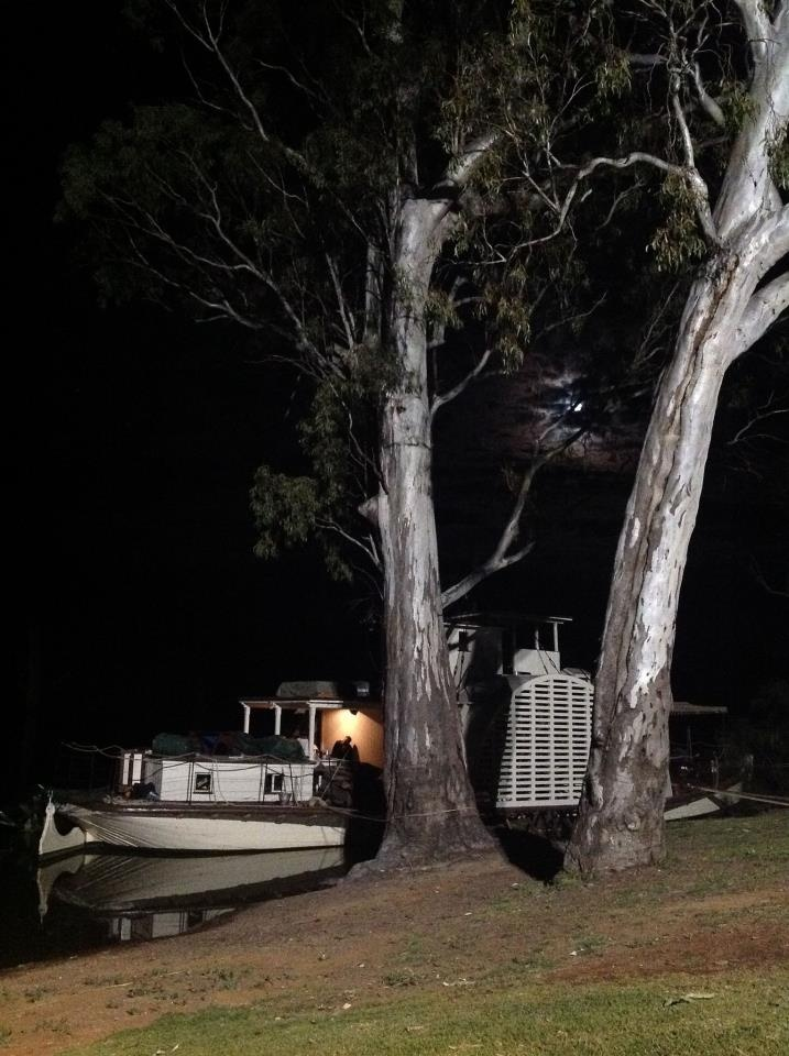 PS (Paddlesteamer) Adelaide on the Mighty Murray River