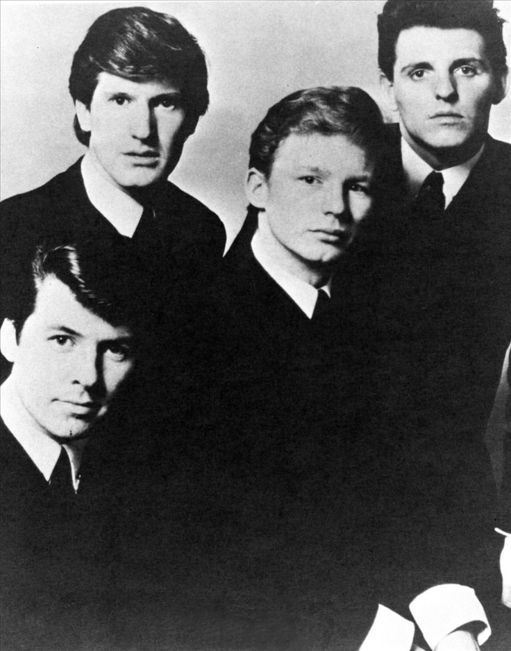 "The Searchers are an English beat group, which emerged as part of the 1960s Merseybeat scene. The band's hits include a remake of the Drifters' 1961 hit, ""Sweets for My Sweet""; remakes of Jackie DeShannon's ""Needles and Pins"" and ""When You Walk In The Room""; . They were the second group from Liverpool, after the Beatles, to have a hit in the United States when ""Needles and Pins"" charted during the first week of March 1964."
