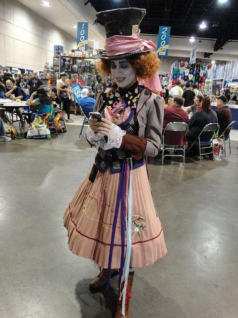 Disney Mad Hatter - female