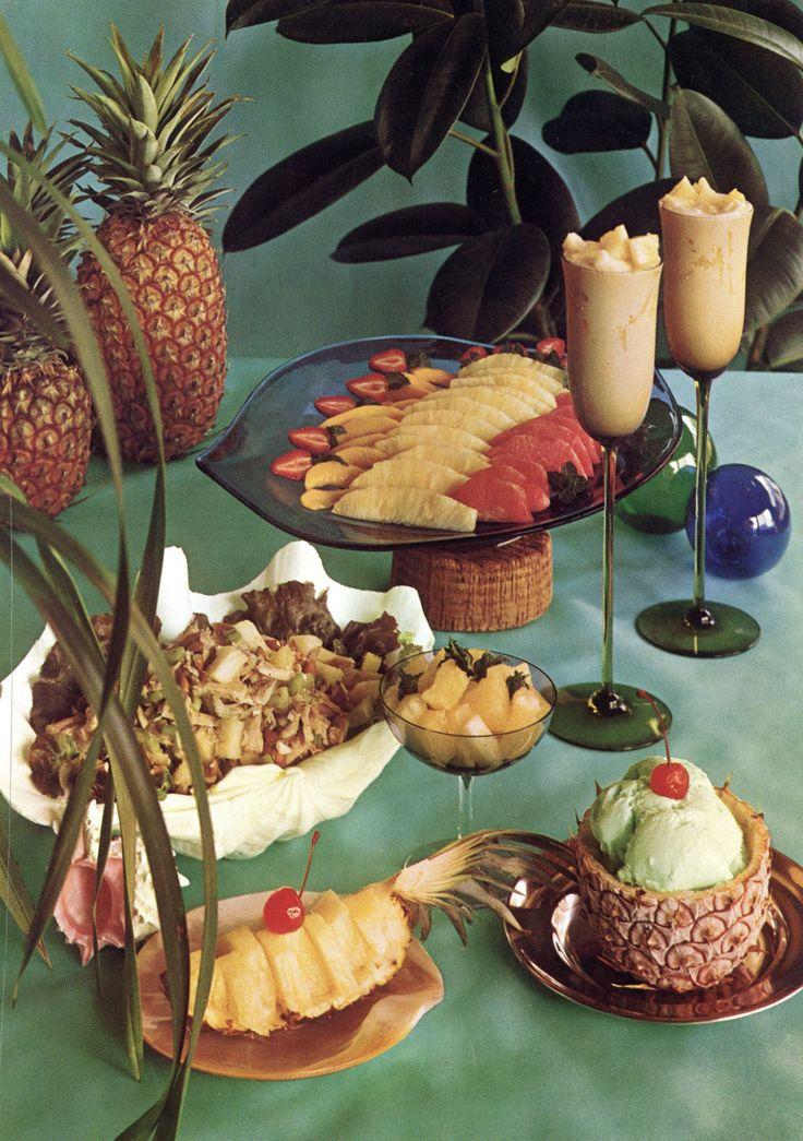 12 best 70s finger food images on Pinterest | Retro food ...