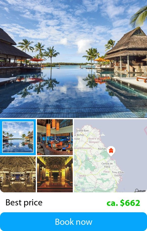 Constance Le Prince Maurice (Poste de Flacq, Mauritius) – Book this hotel at the cheapest price on sefibo.