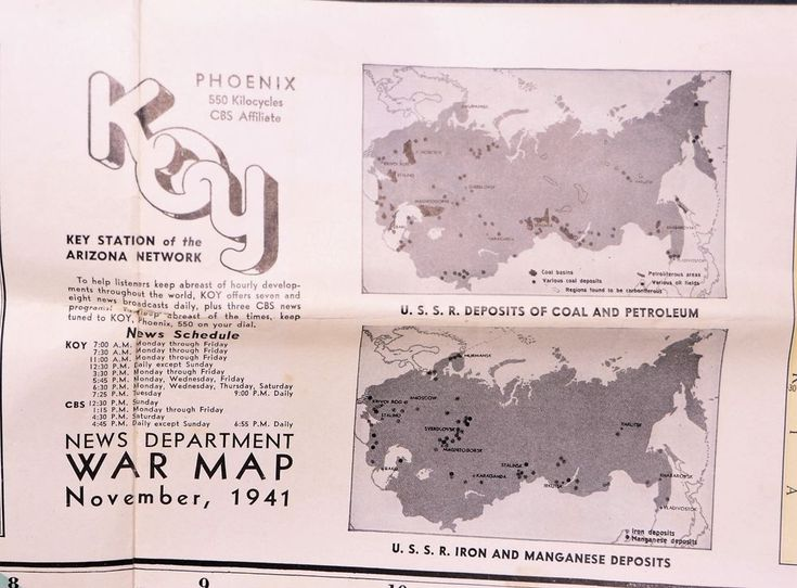 Mejores 223 imgenes de ebay items for sale mountainblessed2 en vintage 1941 world war 2 map us navy army posts arizona koy radio station wwii gumiabroncs Gallery