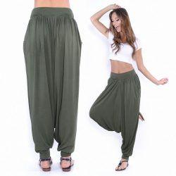 Keki szabadidő nadrág