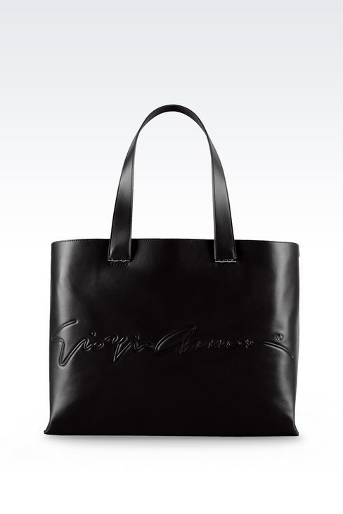 SHOPPING BAG GA SIGNATURE EDITION  : Shoppers Women by Armani - 1
