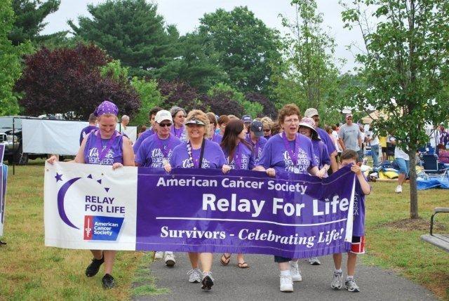 2011 Relay For Life of Medford, NJ Survivor Walk