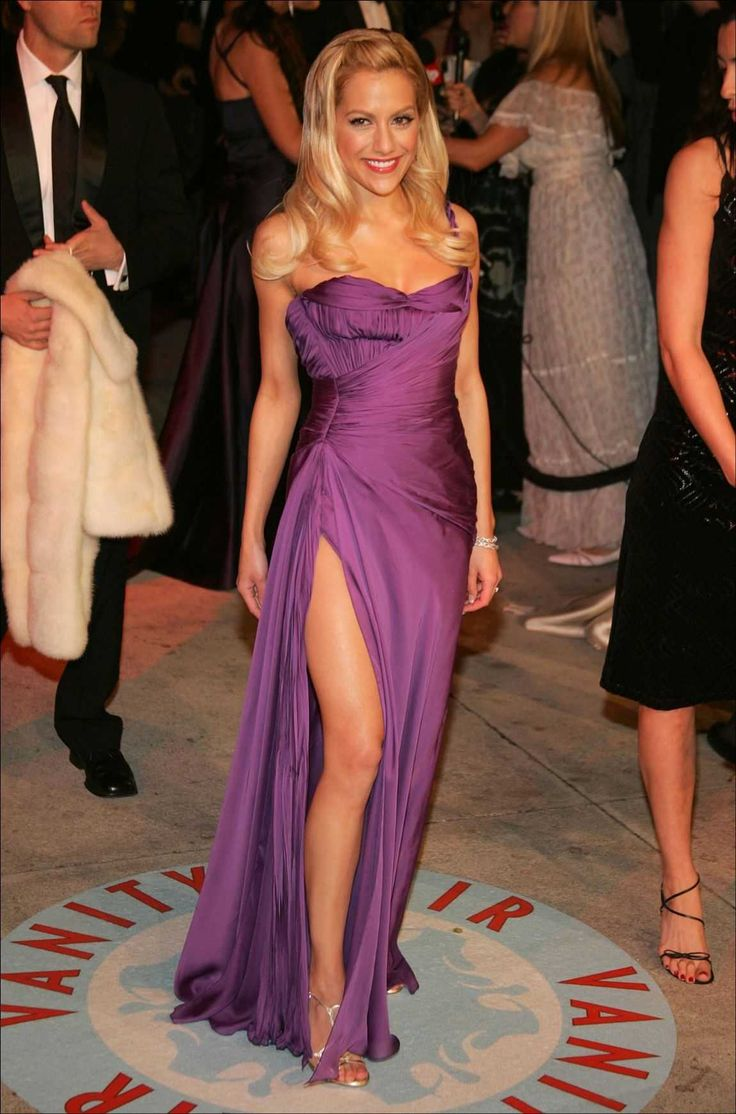 Brittany Murphy at the 2006 Vanity Fair Oscar party   I ...