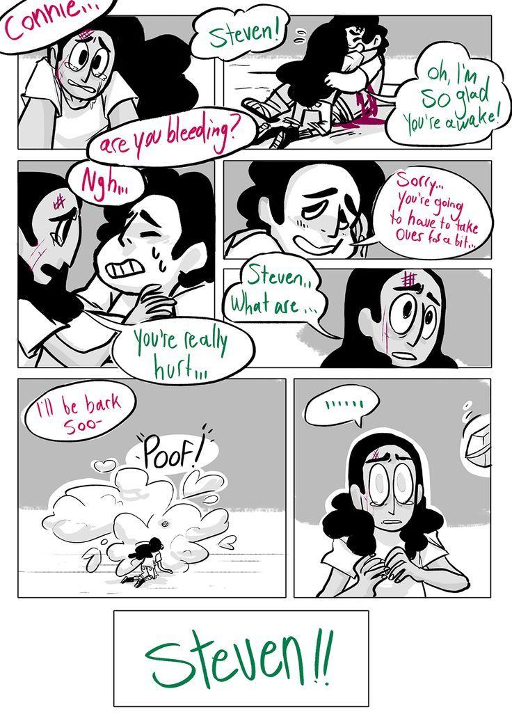 Image result for depressing steven universe fan comics