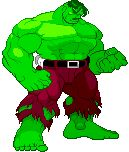 Felicitaciones de HULK, la Masa. Postales de Dibujos Animados. Postales de Hulk. Envía felicitaciones con Hulk gratis desde internet. Tarjetas Postales de Hulk animadas.