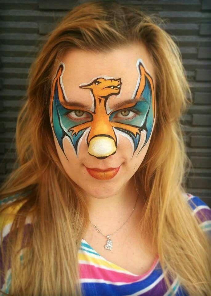 Eevee Face Makeup Abc Lolita Simple Eevee Makeup