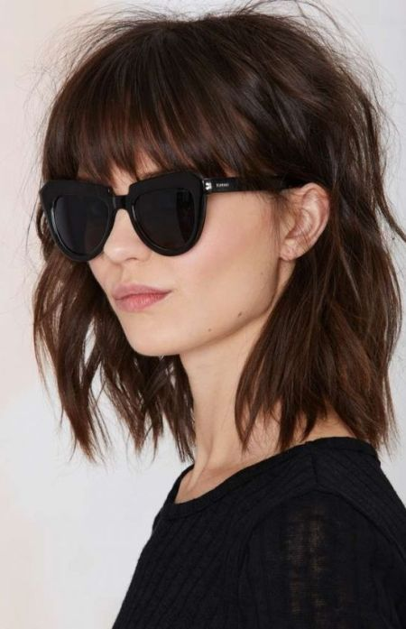 Medium Length Hairstyles for Girls :: How to Have a Good Relationship