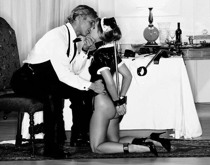 couple Les relations SM et BDSM sont des relations librement consentis par 2 adu… bdsm master slave via pinterest