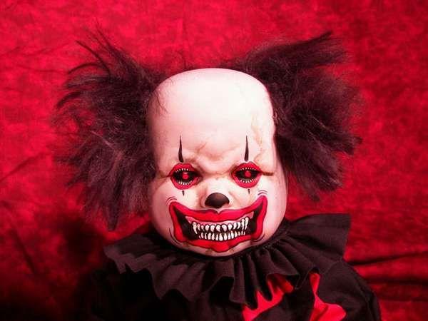 Evil Clown Dolls......