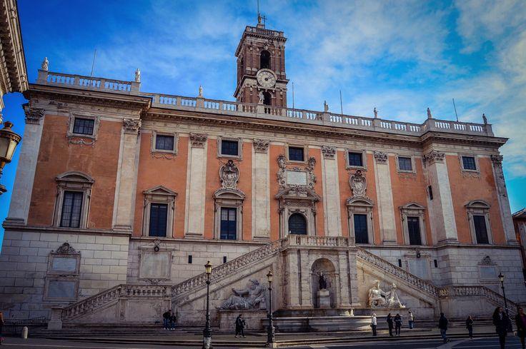 Campidoglio, Colina Capitolina (Roma - Italy)