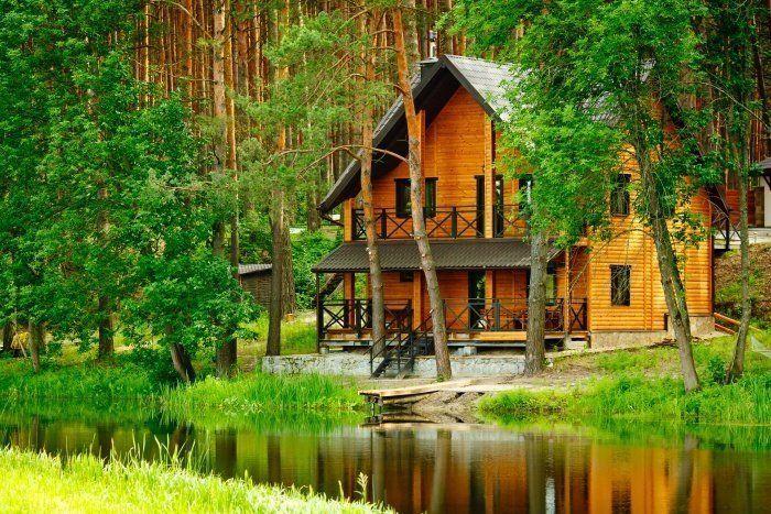 Загородный СПА отель «ШишкiNN»