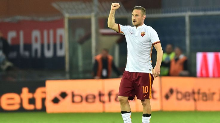 Tokyo Verdy give up on Francesco Totti with striker expected to take Roma role