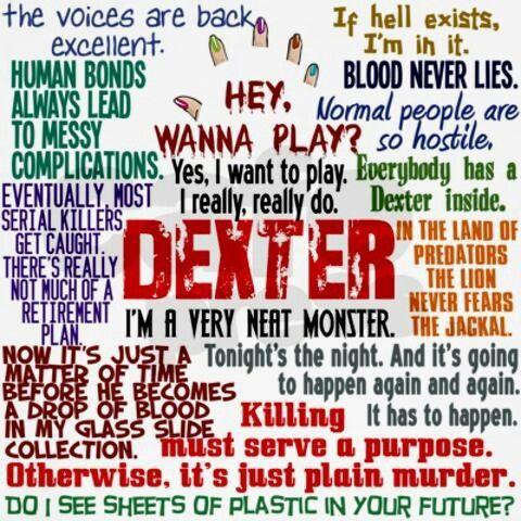 Dexter Season 7 Quotes About Love : dexter morgan quotes debra morgan quotes tv quotes movie quotes quotes ...