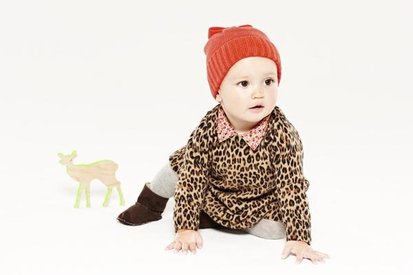 Leopard sweater dress #GapLove