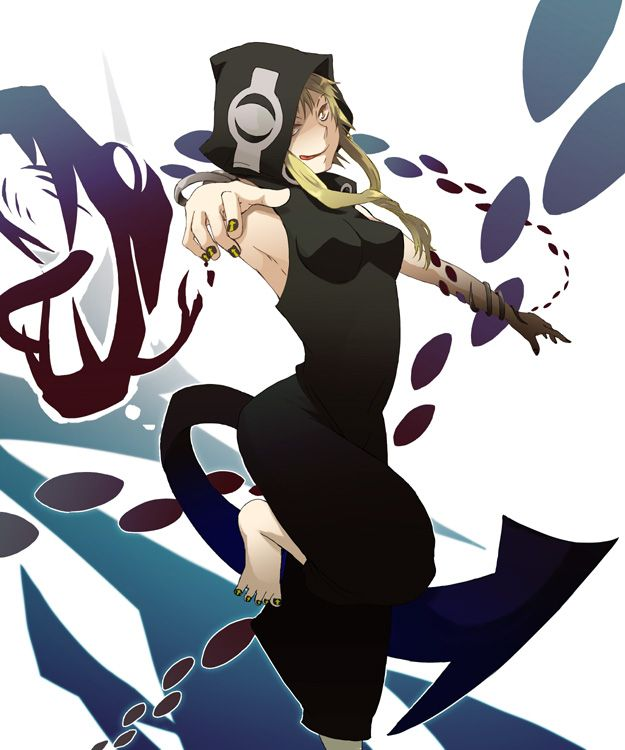 soul eater, medusa - the greatest villain of all time