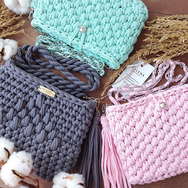 Yarn bag designs