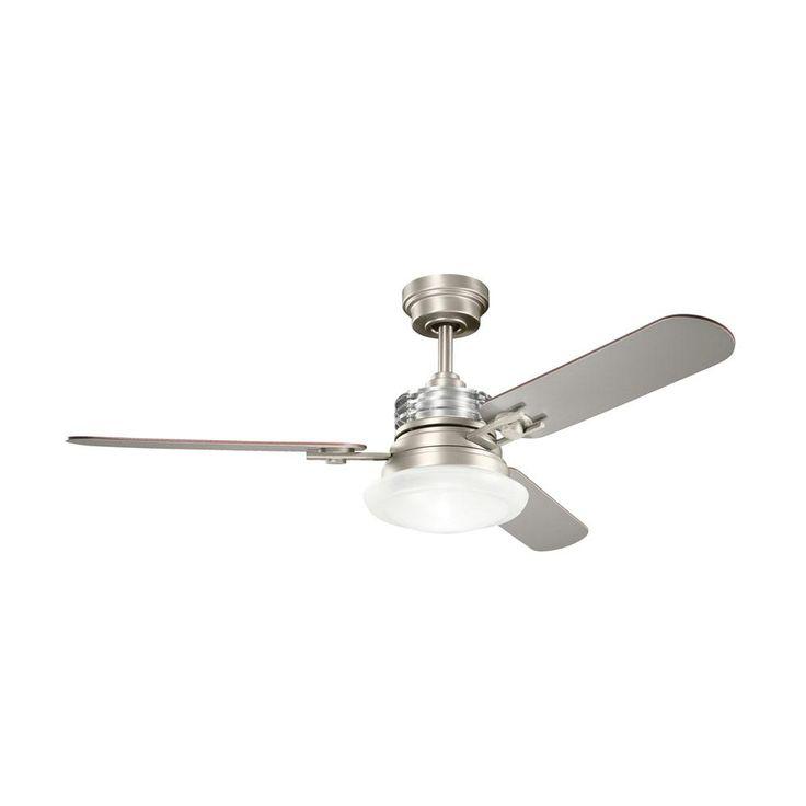 kichler lighting 300009ni sales at keidel indoor ceiling fans ceiling fans in a - Kichler Fans