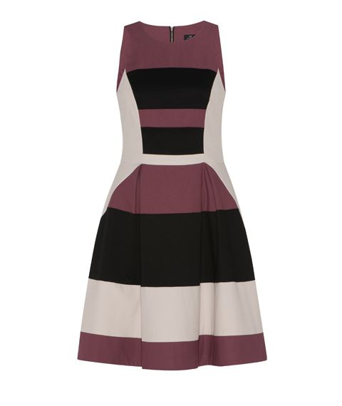 New spliced dress from Cue <3