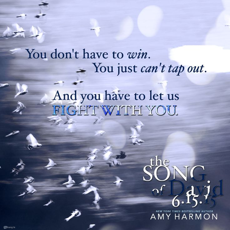 TEASER: THE SONG OF DAVID by AMY HARMON | Kindle Friends Forever