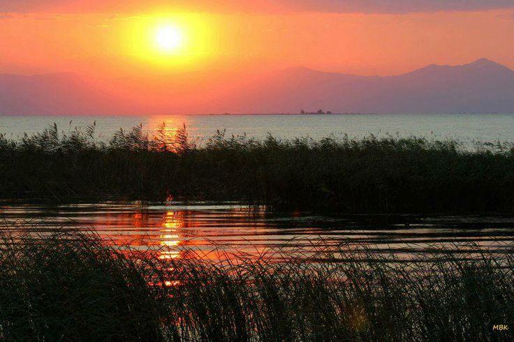 Konya-Beyşehir gölü