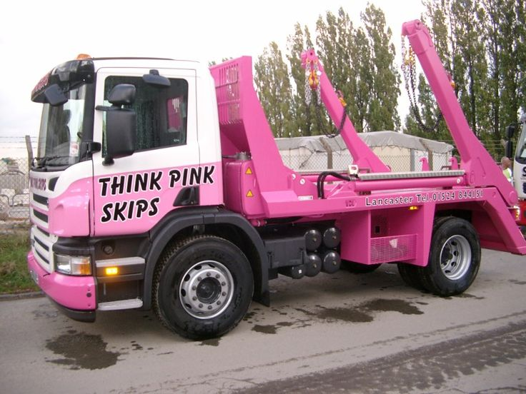 Superbe Pink Cars, Pink Pink Pink, Hot Pink, Pink Wheels, Pink Truck, Pretty In  Pink, Pink Stuff, Pink Things, Pink Tractor