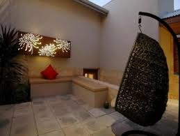 modern aust courtyards - Google Search