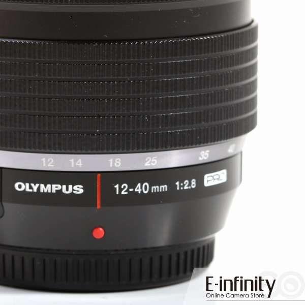 Buy Olympus M Zuiko Digital Ed 12 40mm F 2 8 Pro Lens Olympus Lens Lens Bag