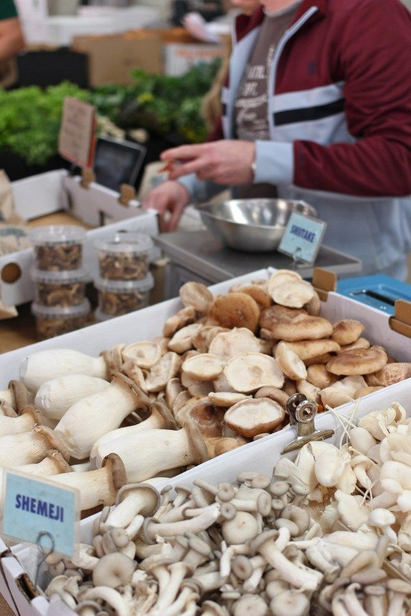 8 Reasons To Eat Locally Grown Food