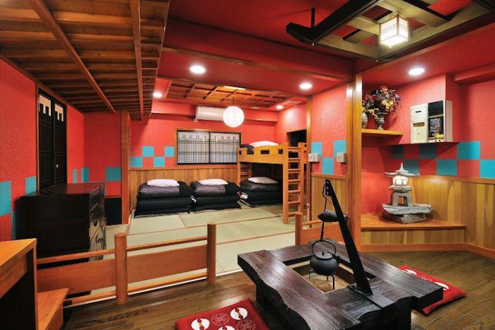 #Tokyo #Kabuki #Guesthouse