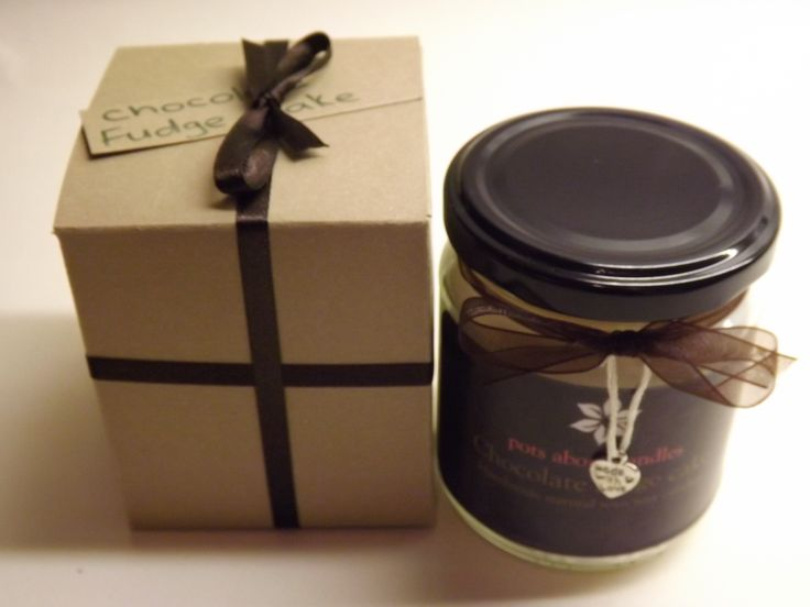 Wonderful gift ideas handmade eco-soy candle in a lovely handmade gift box. Buy both for £9.00 at www.potsaboutcandles.com