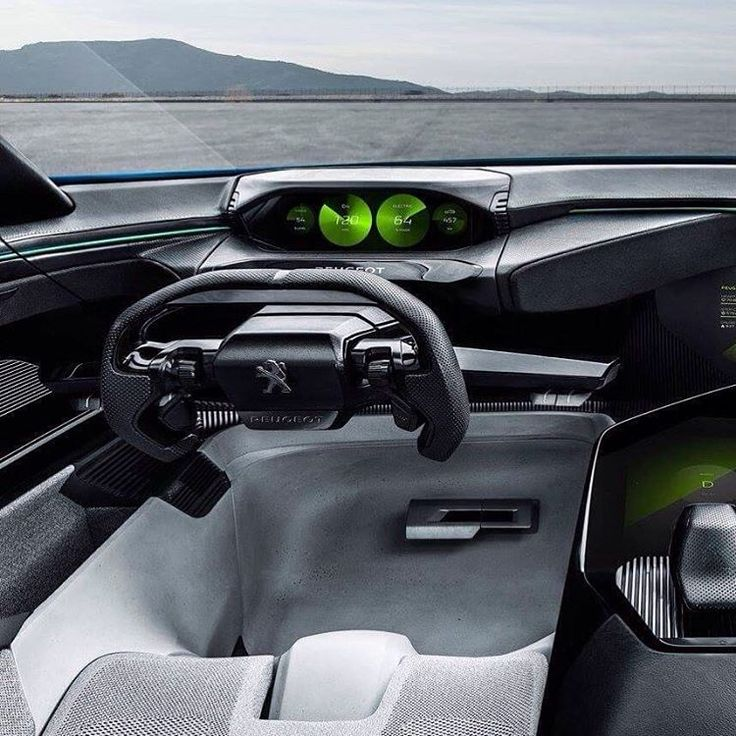 116 Best Images About Automotive Interior Design On