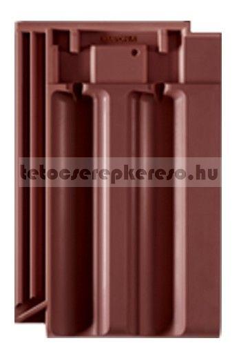 Creaton Rapido barna engóbozott tetőcserép akciós áron a tetocserepkereso.hu ajánlatában