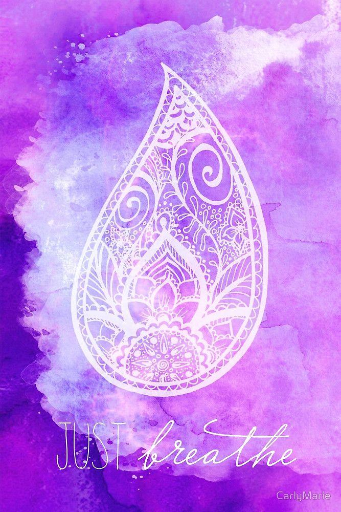 Just breathe—Mandala.