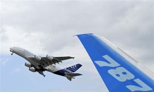 Boeing : accord des autorités américaines pour vendre des avions à ... - Boursier.com