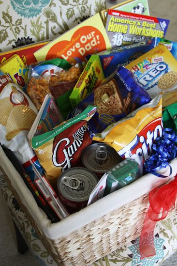 160 best Mom/Dad's Day & Gift Basket Ideas images on ...