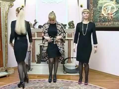 Маленькое черное платье как сшить самой? - YouTube