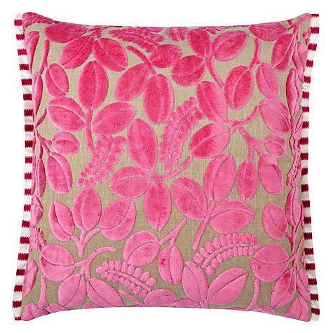 Buy Designers Guild Calgio Cushion Online at johnlewis.com