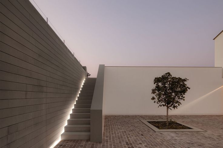 john pawson. Light to create separation of materials. Private and public. Safety and protection.
