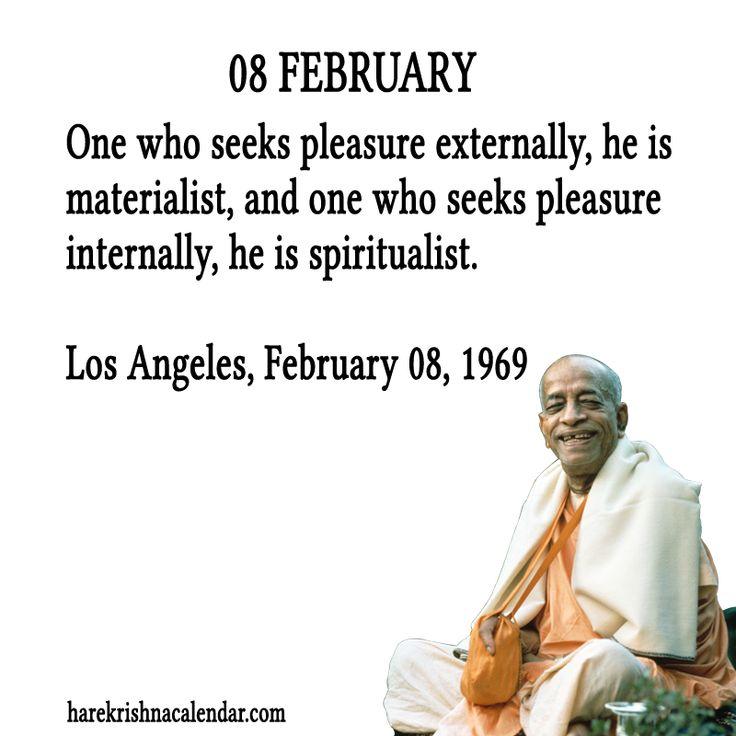 february month quotes prabhupada - Google Search