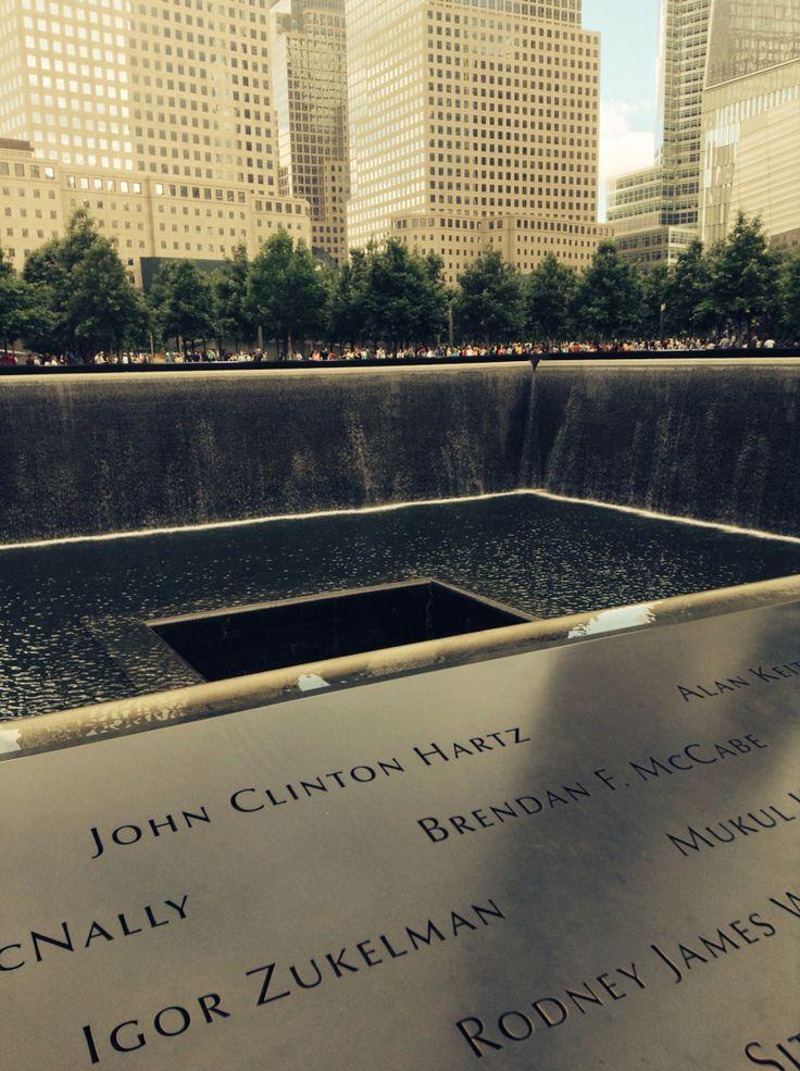 #nyc memorial 9/11 ©ArianeRobichaud