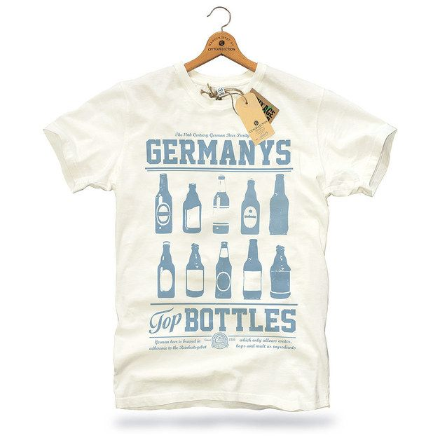 Who needs Germany's Top Models when you can have Germany's Top Bottles?