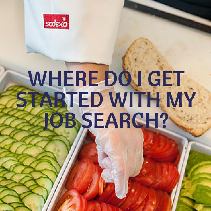 Sodexo USA Careers Blog: Getting Started with a Food Service Job Search at Sodexo!