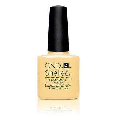 CND Shellac Honey Darlin'