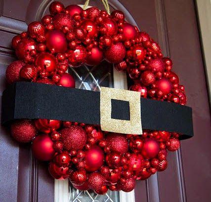 Φτιάξτε μόνοι σας χριστουγεννιάτικα στεφάνια για την είσοδο του σπιτιού + 20 ιδέες {Μέρος 1ο}!   Φτιάξτο μόνος σου - Κατασκευές DIY - Do it yourself