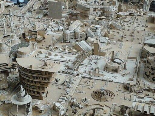 Maket City of Motion tekomars