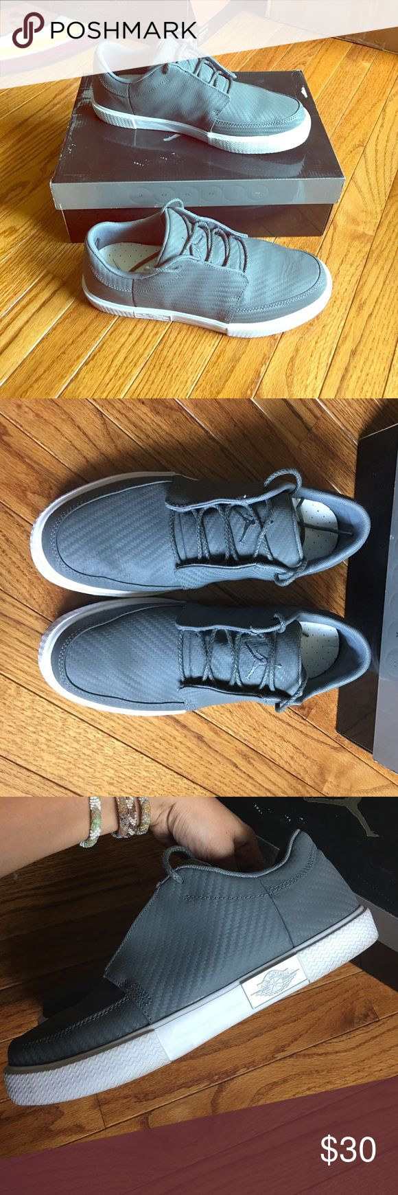 Jordan V.5 grown low Cool grey/ cool Grey white Jordan Shoes Sneakers